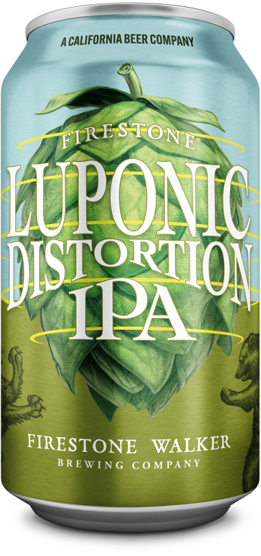 Luponic Distortion 18