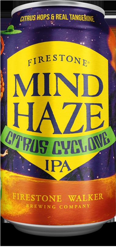 Mind Haze Citrus Cyclone